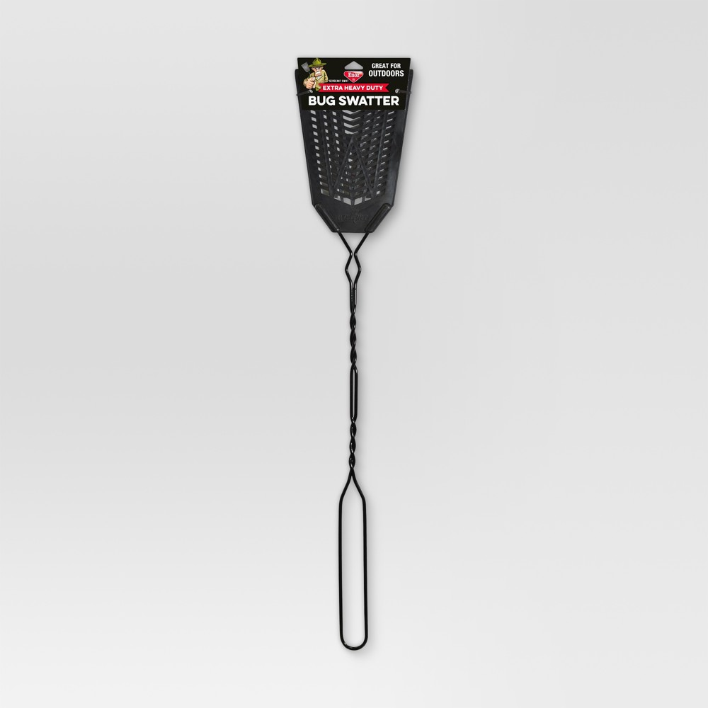 Fly Swatter Black - Enoz, Traps and Fly Swatters