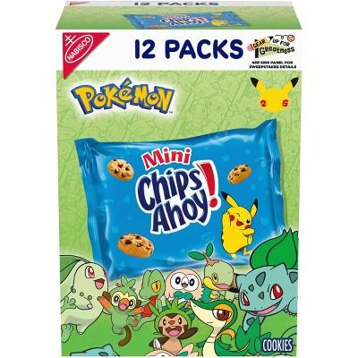Chips Ahoy! Mini Chocolate Chip Cookies Munchpack - 12oz/12pk
