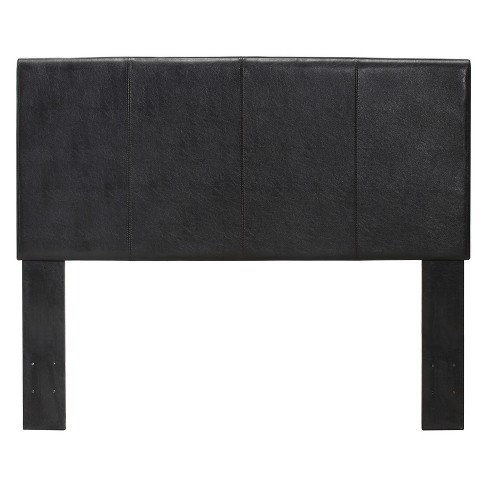 Iohomes Kimmell Contemporary Wall Mountable Headboard Espresso King - HOMES: Inside + Out - image 1 of 3