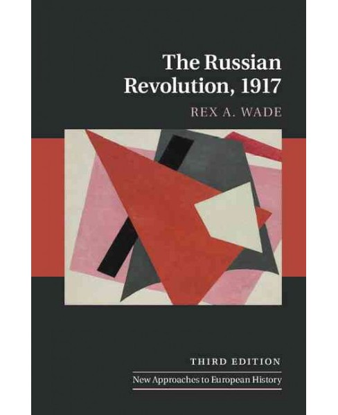 Russian Revolution, 1917 (Paperback) (Rex A. Wade) - image 1 of 1