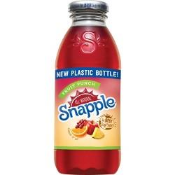Snapple Fruit Punch - 16 fl oz Bottle