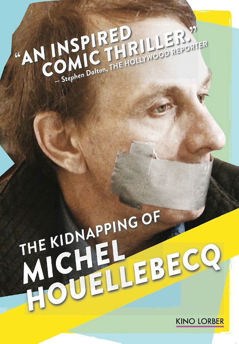 Kidnapping of michel houellebecq (DVD) - image 1 of 1