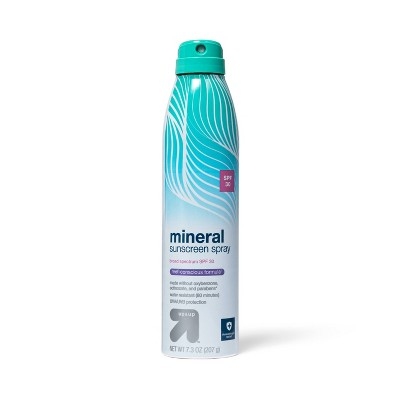 Mineral Sunscreen Spray - up & up™