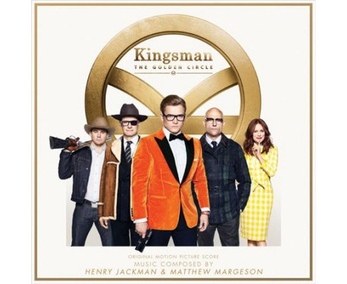 Henry Jackman - Kingsman:Golden Circle (Ost) (CD) - image 1 of 1