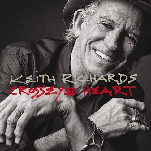 Keith Richards - Crosseyed Heart (CD) - image 1 of 1