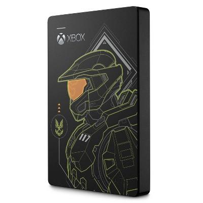 Seagate 2TB Xbox Special HALO Edition Hard Drive
