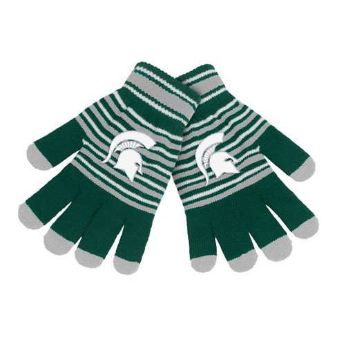 NCAA Michigan State Spartans Knit Glove - image 1 of 1