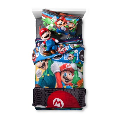 Nintendo Mario Bedding Collection