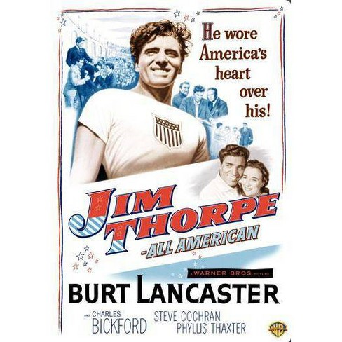 Jim Thorpe, All-American (DVD) - image 1 of 1