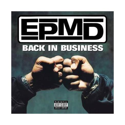 EPMD - Back In Business (EXPLICIT LYRICS) (Vinyl) - image 1 of 1