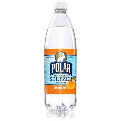 Polar Mandarin Seltzer - 1 L Bottle