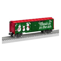 Lionel Christmas Music Boxcar