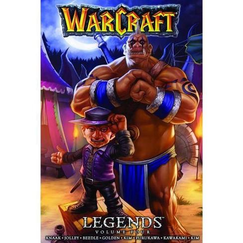 Warcraft - (Blizzard Manga) by  Christie Golden & Dan Jolley & Richard Knaak (Paperback) - image 1 of 1