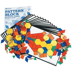 Learning Resources Pattern Block Activity