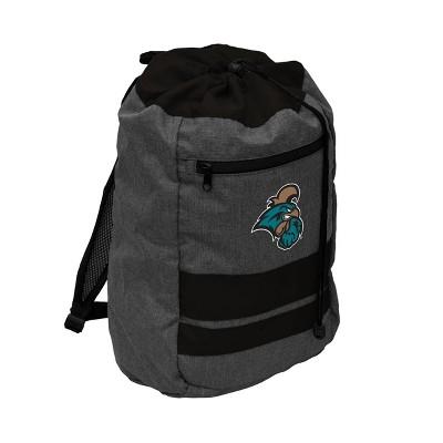 NCAA Coastal Carolina Chanticleers Journey Drawstring Backpack