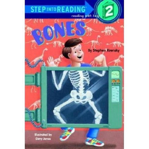 Bones - (Step Into Reading - Level 2 - Quality) by  Stephen Krensky (Paperback) - image 1 of 1