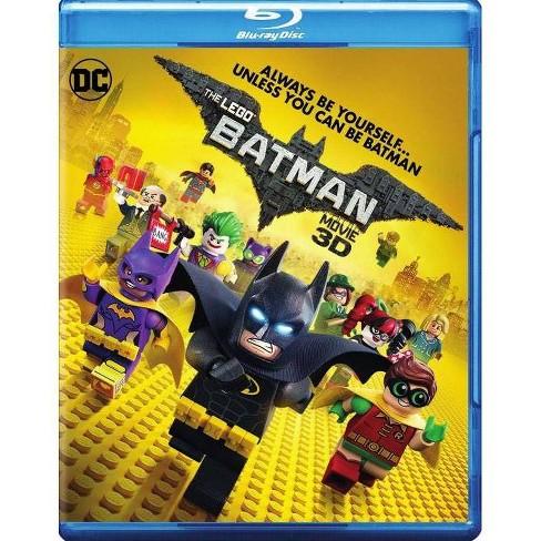 The LEGO Batman Movie (3D) (Blu-ray) - image 1 of 1