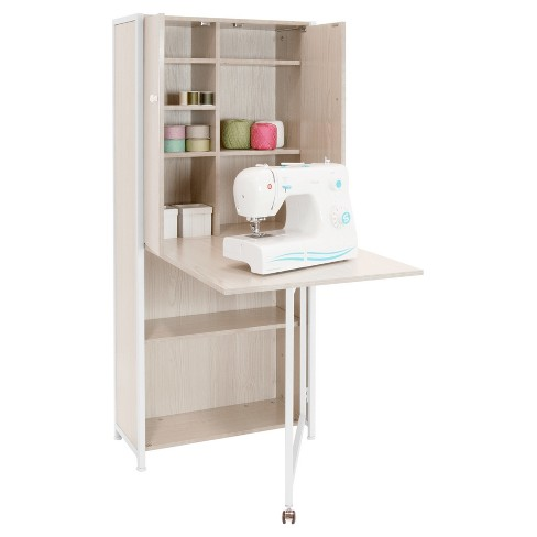 Craft Armoire - White - Sew Ready - image 1 of 5