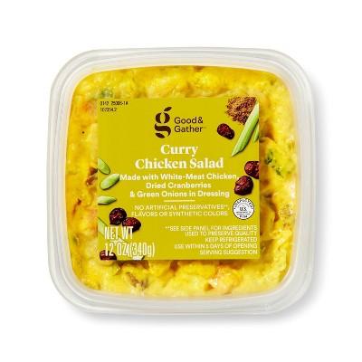 Curry Chicken Salad - 12oz - Good & Gather™