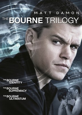 Jason Bourne Trilogy, The (DVD)