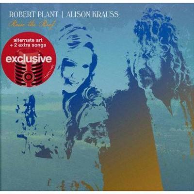 Robert Plant & Alison Krauss - Raise The Roof (Target Exclusive, CD)