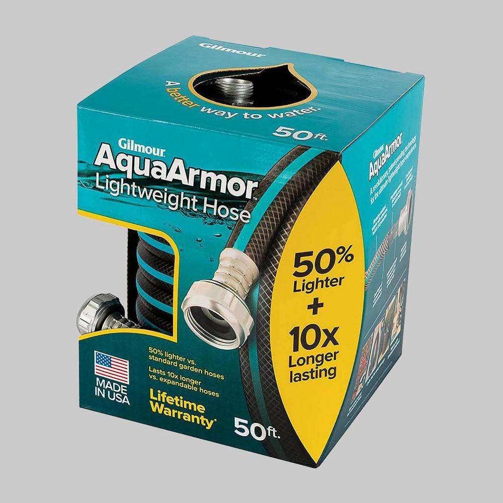 Image of Gilmour 50' AquaArmor Lightweight Hose