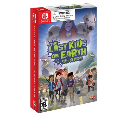 The Last Kids on Earth and the Staff of Doom - Nintendo Switch - image 1 of 4