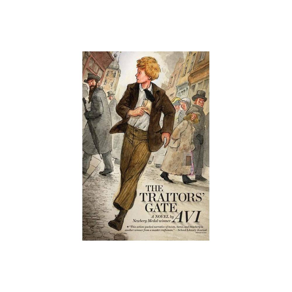 The Traitors Gate Richard Jackson Books Atheneum Paperback Paperback