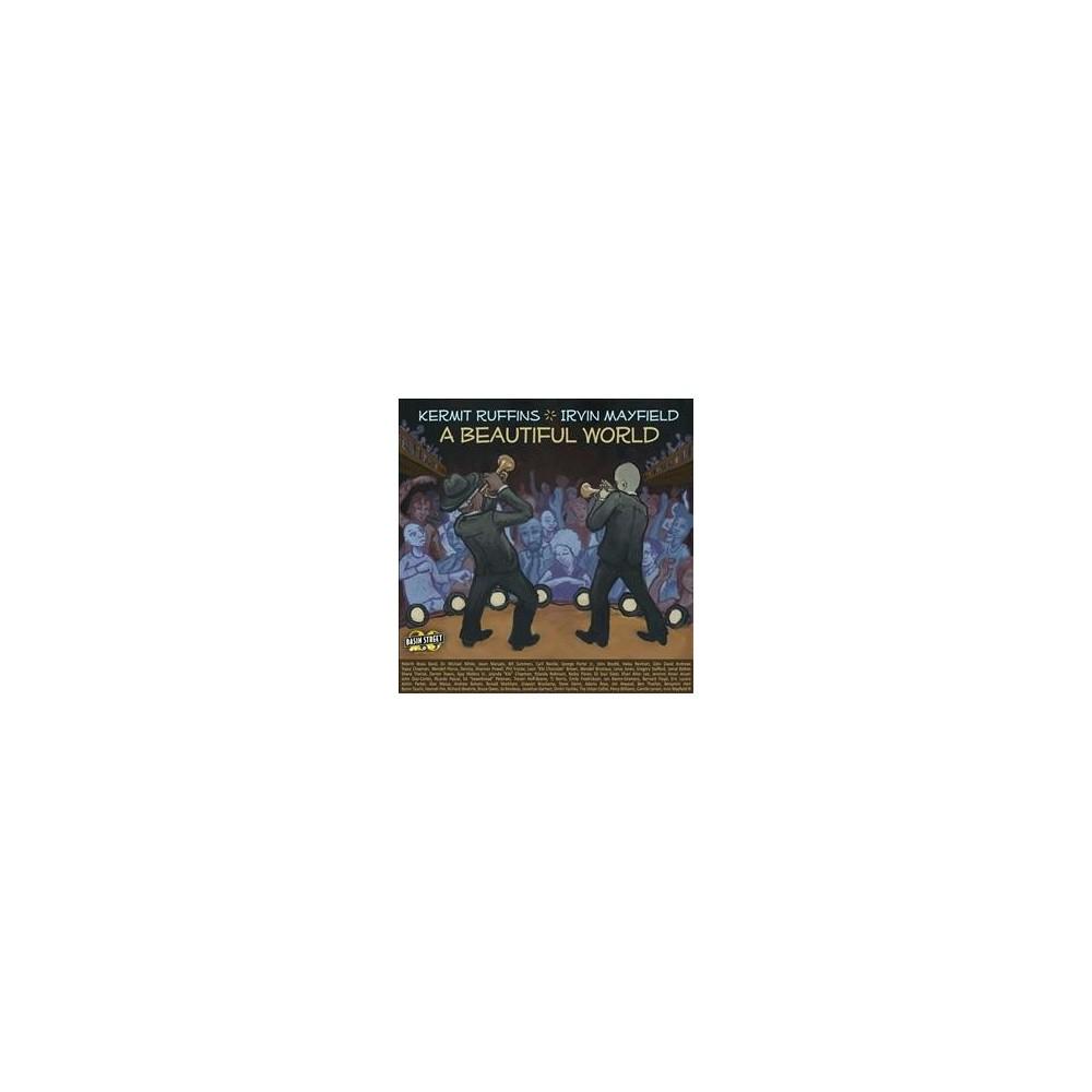 Kermit Ruffins - Beautiful World (CD)