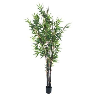 Pure Garden 5ft Japanese Bamboo Artificial Tree