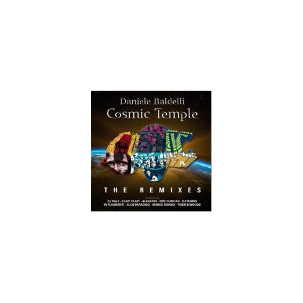 Daniele Baldelli - Cosmic Temple:Remixes (Vinyl)