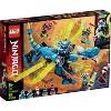 LEGO NINJAGO Jay's Cyber Dragon Ninja Building Set 71711 - image 4 of 4