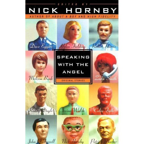 Speaking with the Angel - (Paperback) - image 1 of 1