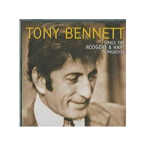 Bennett - Sings The Rodgers & Hart Songbook (CD) - image 1 of 1