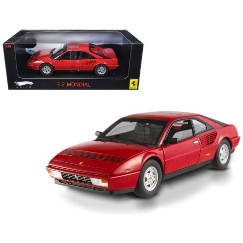 Ferrari 3.2 Mondial Red Elite Edition 1/18 Diecast Model Car by Hotwheels - image 1 of 1
