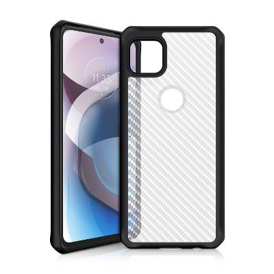 ITSKINS - Hybrid Tek Case for Motorola One 5G Ace