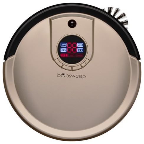 bObsweep Standard Robot Vacuum Cleaner and Mop - Champagne - image 1 of 4