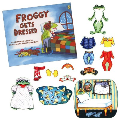 Story Time Felts Little Frog Felt Story Set