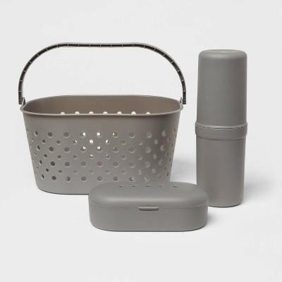 3pc Bath Caddy Bundle - Room Essentials™