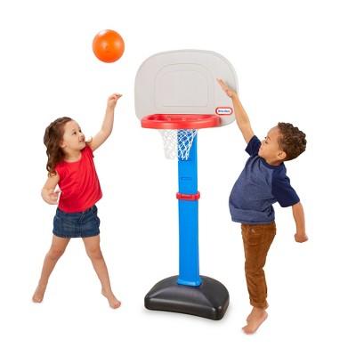 Little Tikes Tot Sports Easy Score Round Backboard Basketball Set