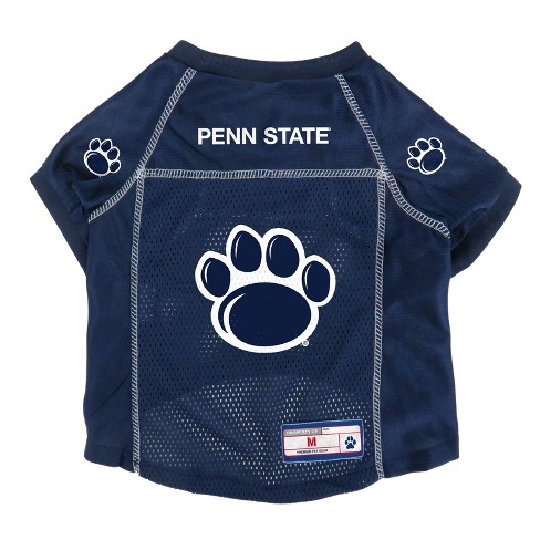 quality design 3c005 8295c NCAA Little Earth Pet Football Jersey - Penn State Nittany Lions