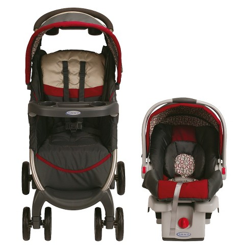 52c3ca3bf Graco FastAction Fold Stroller And Infant Car Seat Travel System : Target