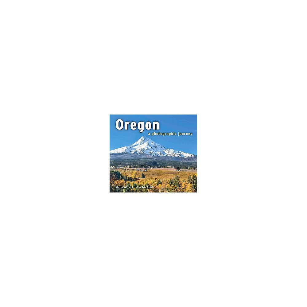 Oregon : A Photographic Journey (Paperback)