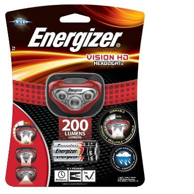 Energizer Vision LED HD Headlight