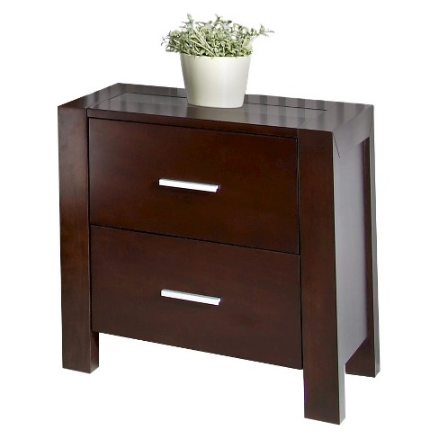 Nightstand Coffee - Abbyson Living - image 1 of 2