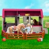 Lori Horse Haven - Barn & Stable for 6-inch Mini Dolls - image 2 of 4