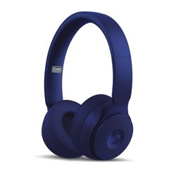 Beats Solo Pro On-Ear Wireless Headphones - More Matte Collection - Dark Blue