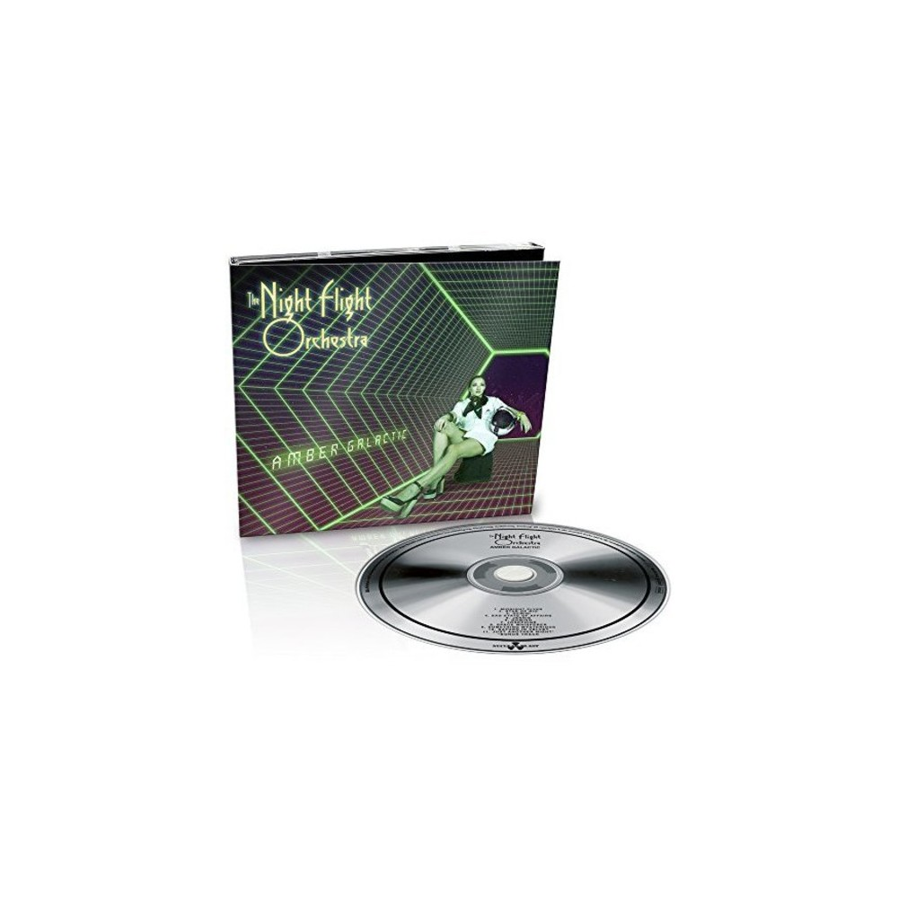Night Flight Orchestra - Amber Galactic (CD)