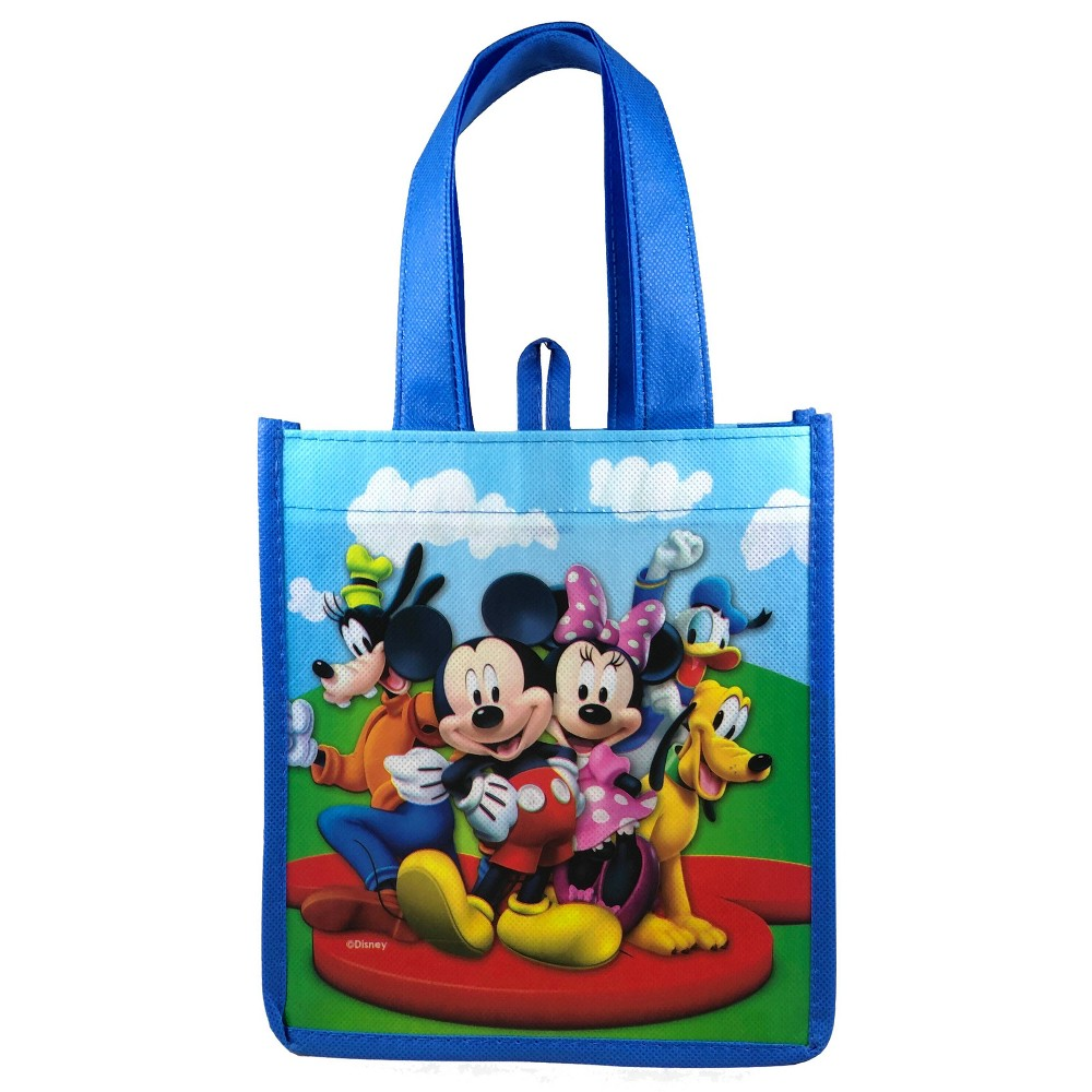Disney 5ct Mickey Mouse and Friends Favor Bag, Adult Unisex, Multi-Colored