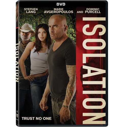 Isolation (DVD) - image 1 of 1